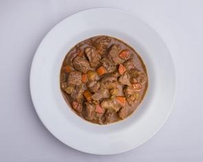Shin beef casserole